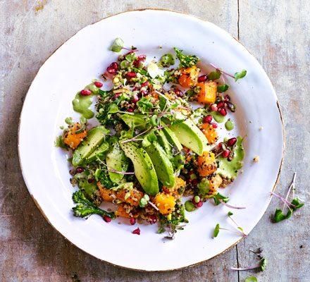 Quinoa Avocado Salad Recipe