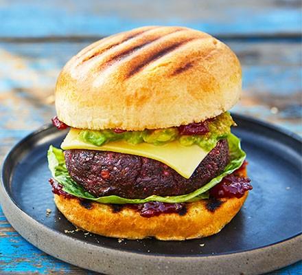 Vegan Burger Recipes Bbc Good Food