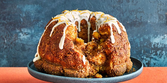 Top 5 ways with carrot cake