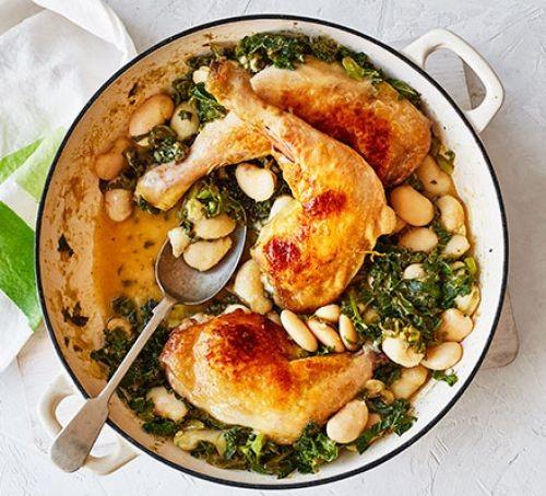 Chicken Leg Recipes Bbc Good Food