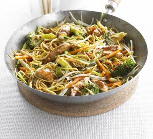 Chicken Stir Fry Recipes Bbc Good Food