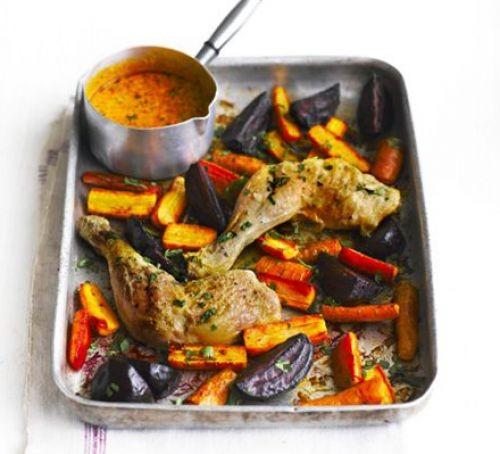 One-pan roast