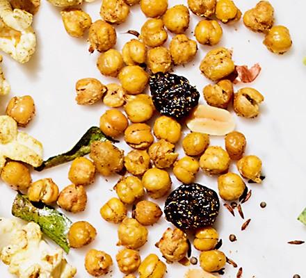 Chickpea Bombay mix