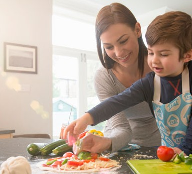 A Guide To Cookery Skills By Age Bbc Good Food