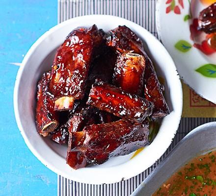 Chilli pork spare ribs