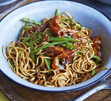 Chow Mein Recipe Bbc Good Food