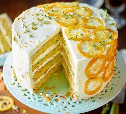 Garden glut cake recipes - BBC Good Food