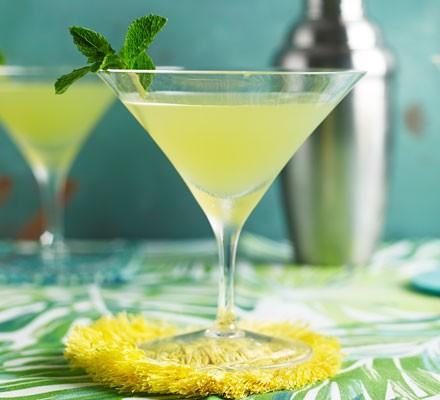 Courgette martini