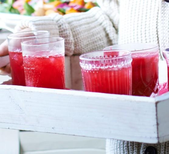 Cranberry sours