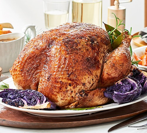 Easy Christmas turkey