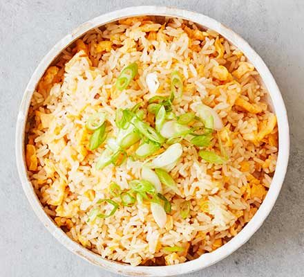 Egg Fried Rice Recipe Bbc Good Food