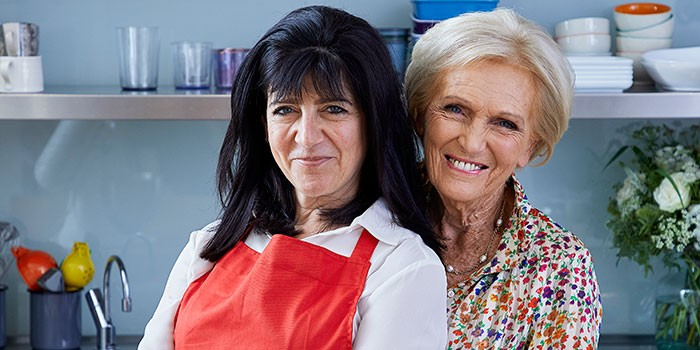 Emma Freud Cooks For Mary Berry Bbc Good Food