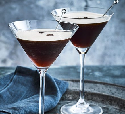 Espresso Martini Recipe Bbc Good Food
