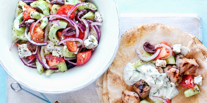 Top 10 Traditional Greek Foods To Try Bbc Good Food