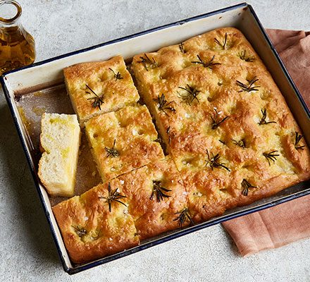 Focaccia Recipe Bbc Good Food