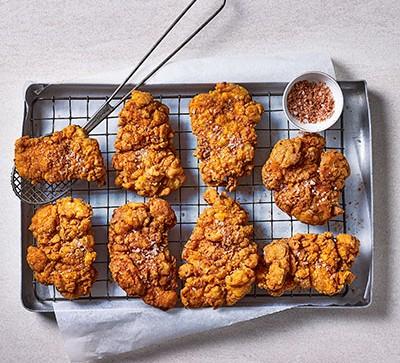 Next level fried chicken