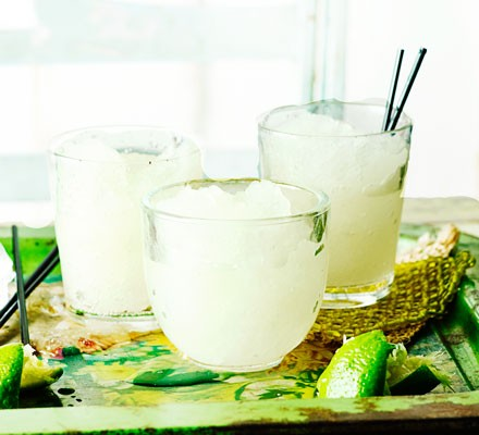 Frozen Caipirinha Recipe Bbc Good Food