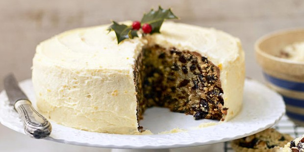 11 Christmas Cake Decoration Ideas Bbc Good Food