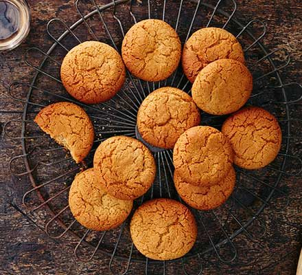 Ginger Biscuits Recipe Bbc Good Food
