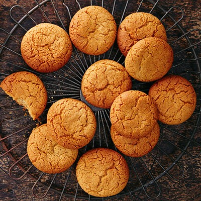 Ginger Biscuit Recipes Bbc Good Food