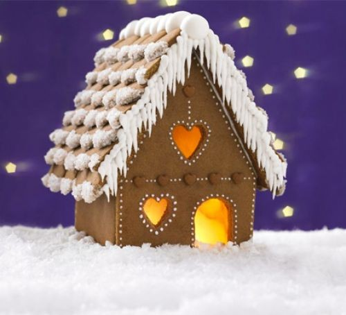 Gingerbread house recipes