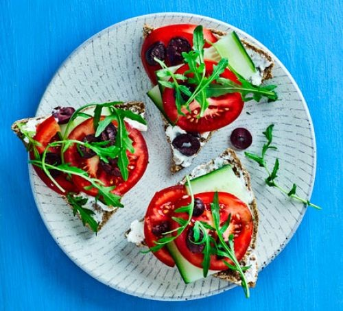 Healthy Snack Recipes Bbc Good Food