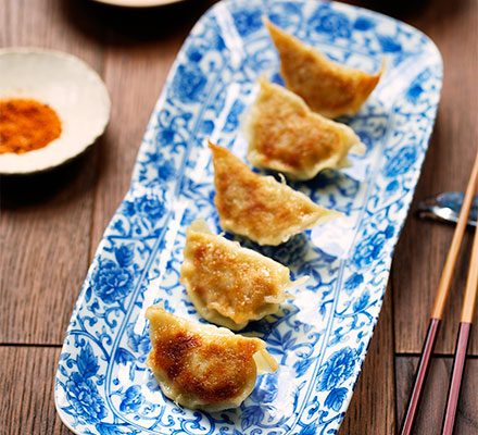 Gyoza Recipe Bbc Good Food