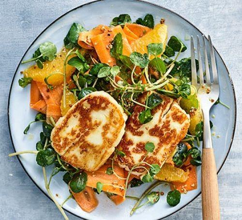 Winter Salad Recipes Bbc Good Food