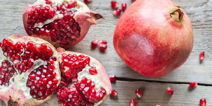 the health benefits of pomegranate - bbc good food