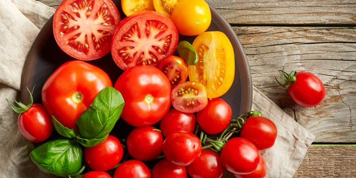 are tomatoes good diet food?