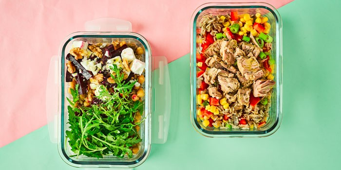 Healthy Lunch Ideas For Work Bbc Good Food