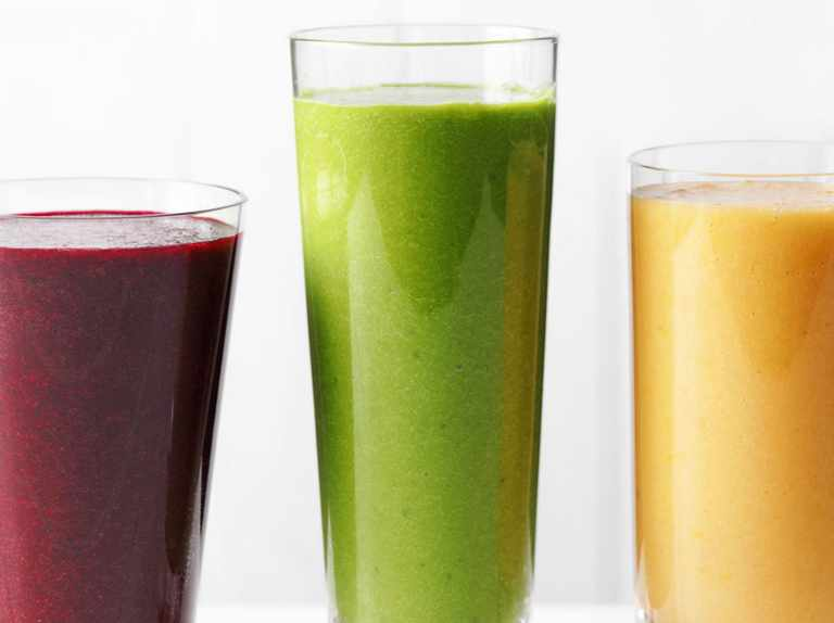 Our 6 best healthy smoothies