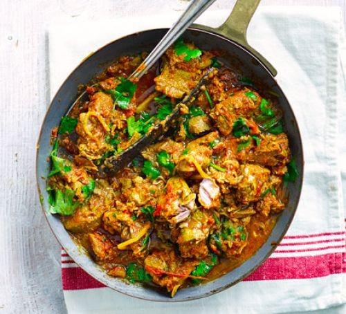 Lamb curry recipes
