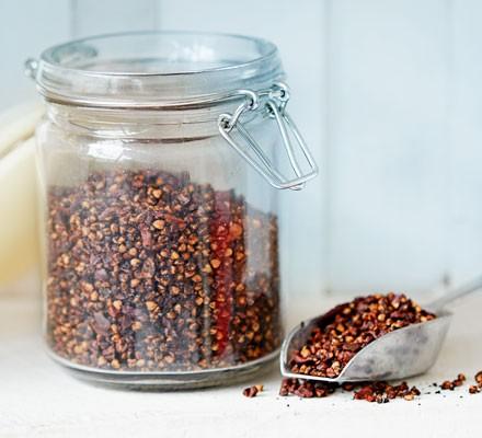 Homemade cocoa pops