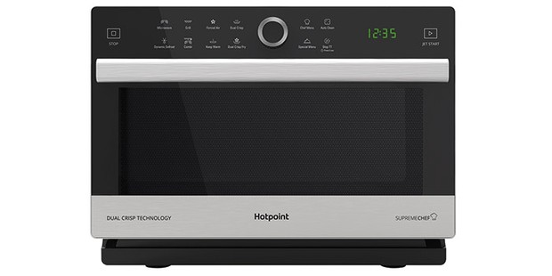 Hotpoint Supreme Chef microwave