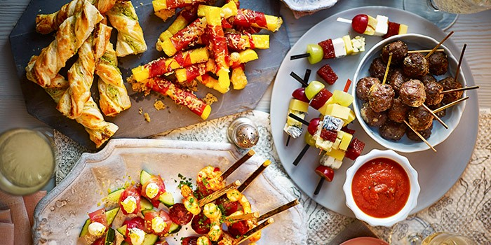 How To Cater For A Party Bbc Good Food