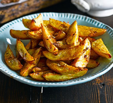 Indian oven chips