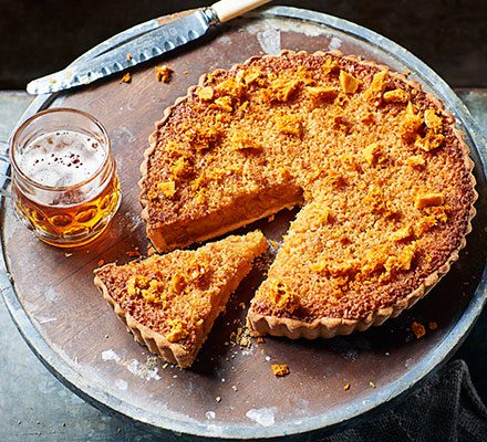 Ipa Treacle Tart Recipe Bbc Good Food