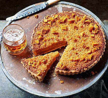 Ipa Treacle Tart Recipe Bbc Good Food