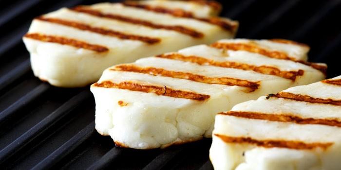 Is Halloumi Healthy Bbc Good Food