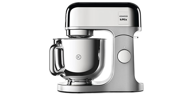 Kenwood kMix Editions stand mixer on a white background