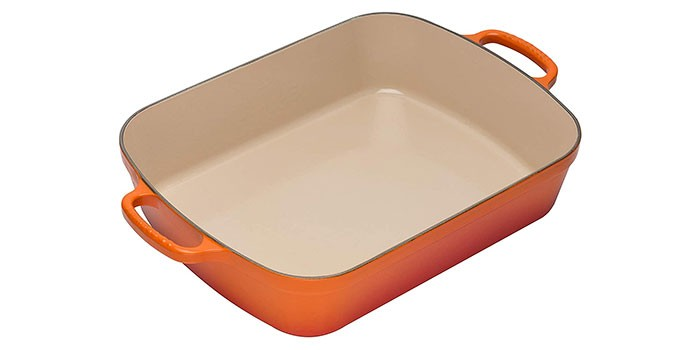 12 Best Roasting Tins To 2021 Bbc, Small Round Roasting Pan With Lid