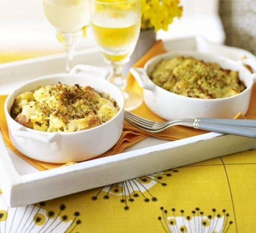 Leftover lamb recipes: Leftover lamb & potato pie