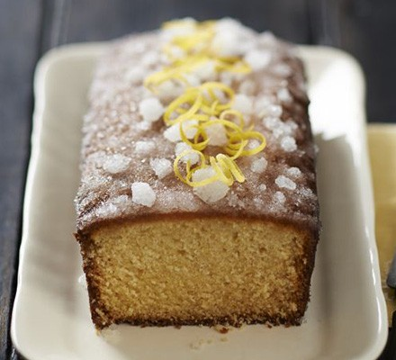 Lovely lemon drizzle loaf