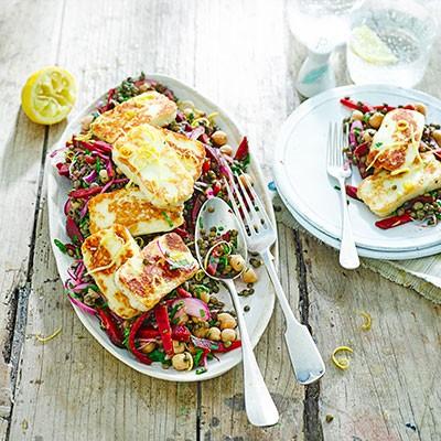 Indian Summer Salad Recipe Bbc Good Food