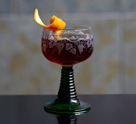 Manhattan Cocktail Recipe Bbc Good Food
