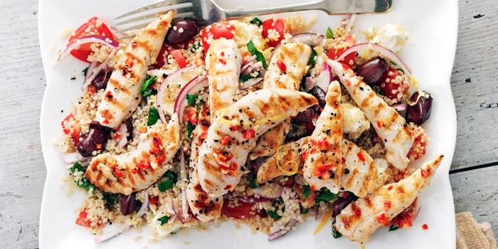 is turkey ok in the mediterranean diet