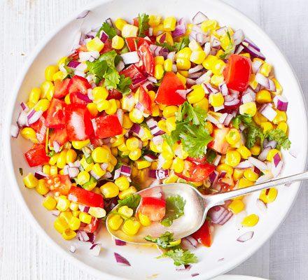 Quick Corn Salad Recipe