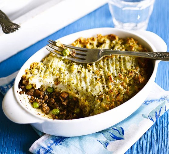 Moroccan-spiced cottage pies