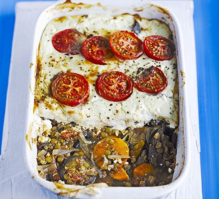 Veggie Moussaka Recipe Bbc Good Food